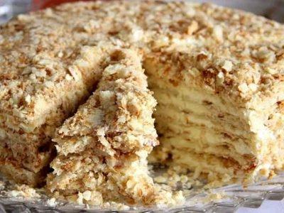 Торт «Светлана»