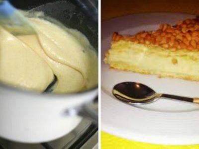 Тосканский пирог