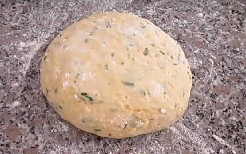 сирне тісто