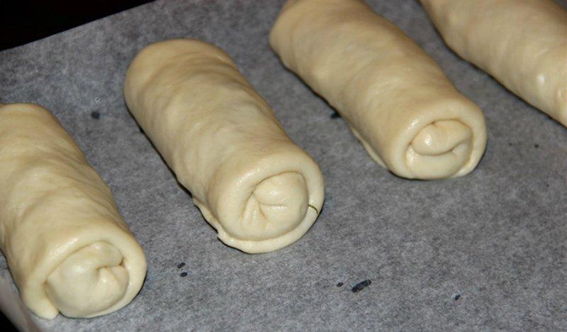 трубочки с капустой рецепт