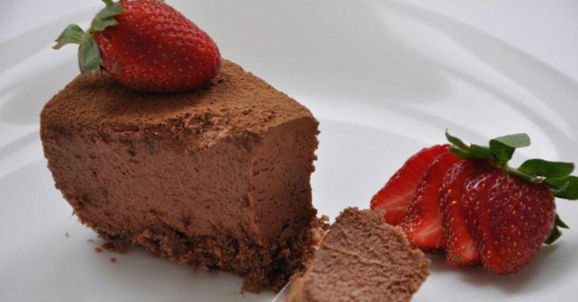 Трюфельный торт в мультиварке