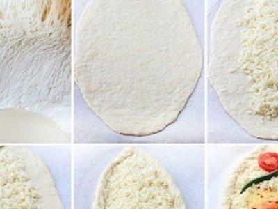 Турецкая пицца «Пиде»