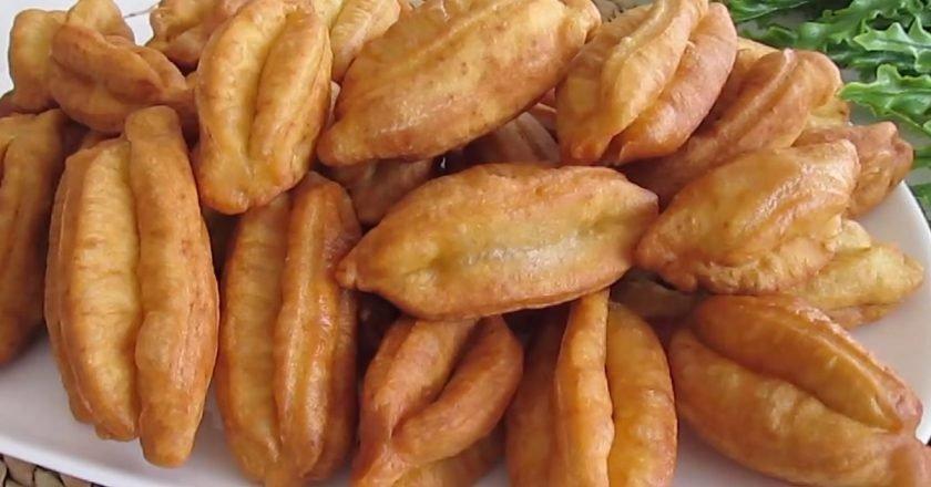 Турецкие пончики