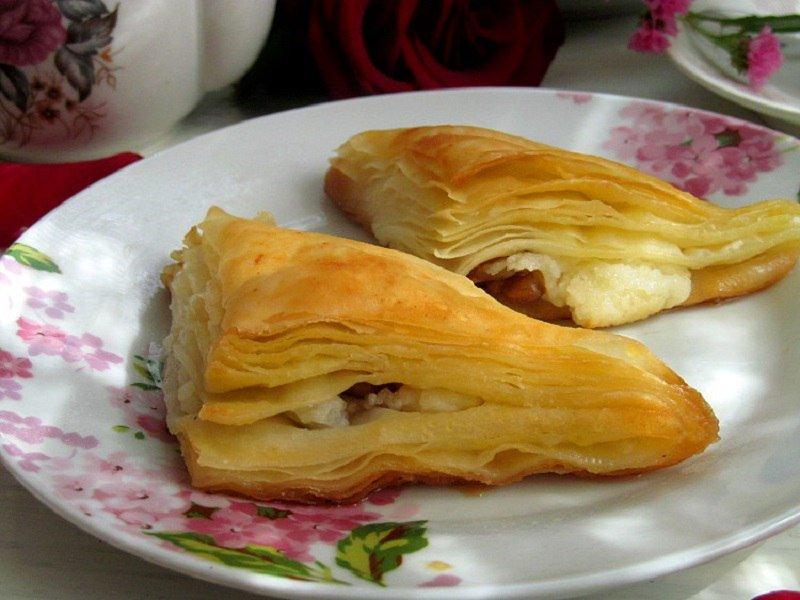 турецкие слойки рецепт
