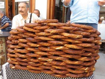 Турецкий симит