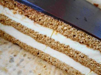 Творожный торт в домашних условиях