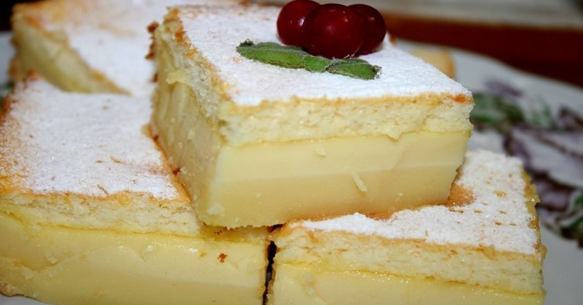 Умное пирожное