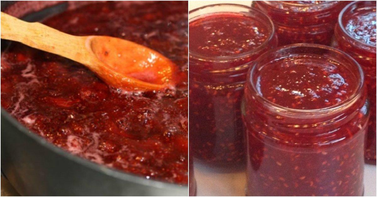 Варенье из клубники и вишни на зиму рецепты