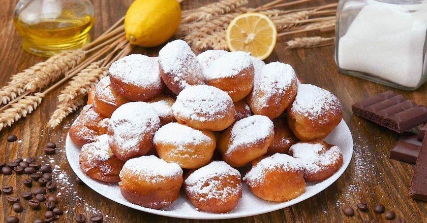 Варшавские пончики