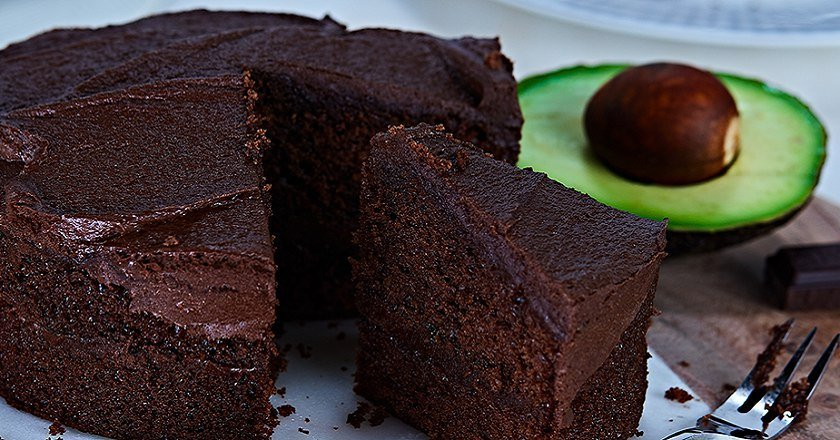 Веганські торт - готуємо з покроковими фото