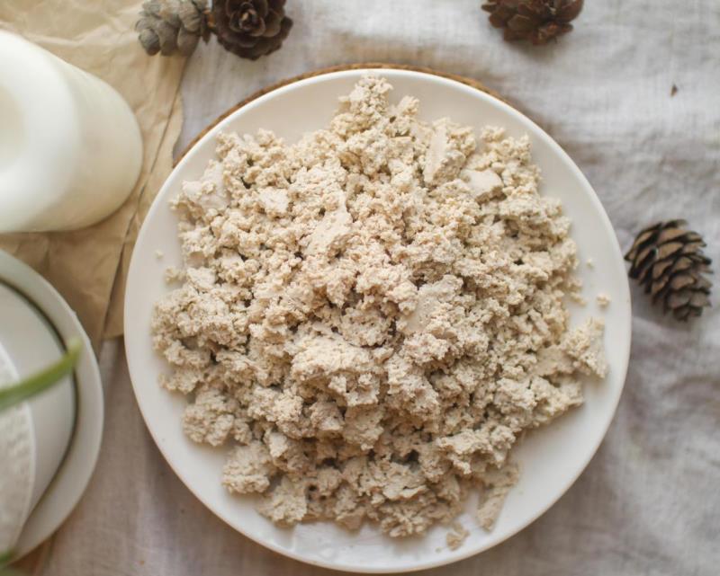 вегетарианские котлеты без яиц