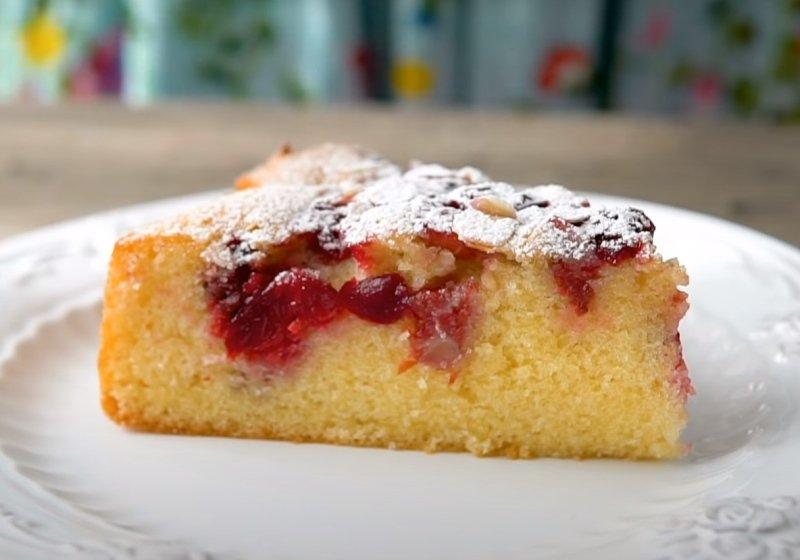 венский пирогв духовке