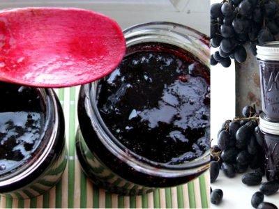 Виноградный джем