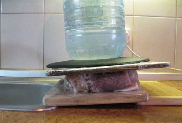 вяленая свинина фото