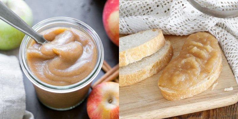 как приготовить яблочное масло