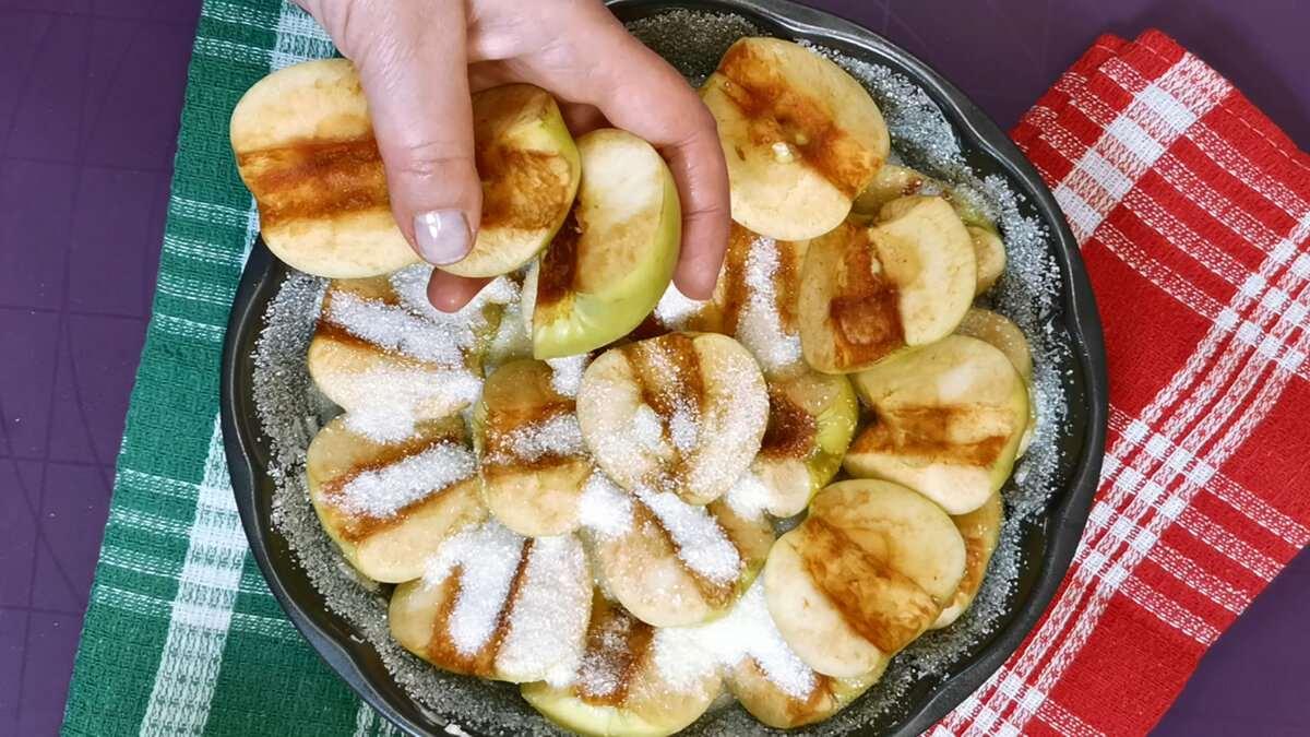 яблоки в форме