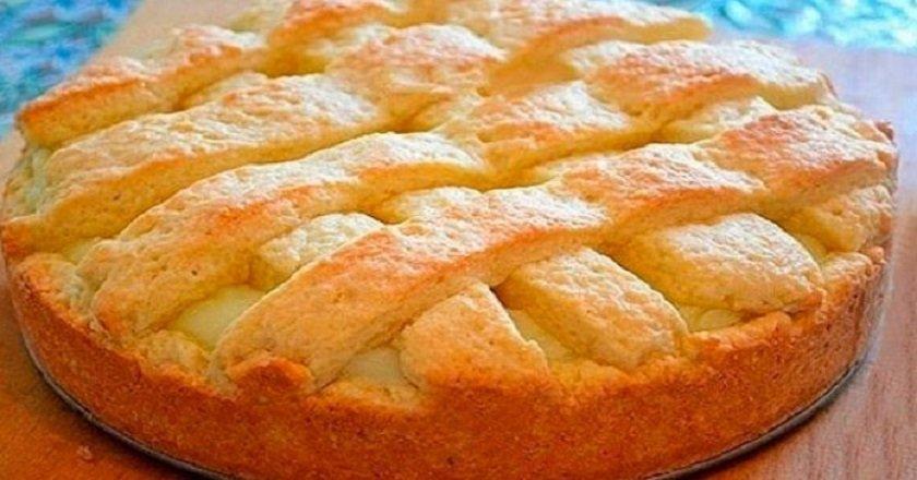 Пирожки с кремом рецепт