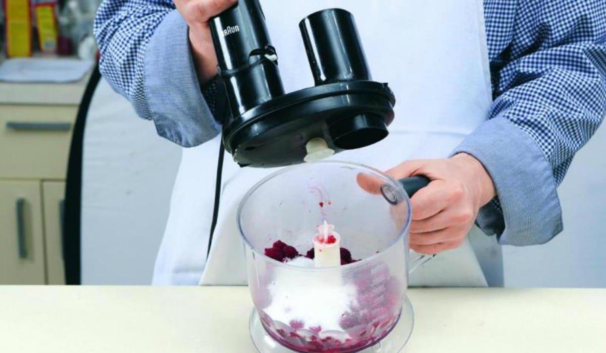 Ягідний террін з йогуртово-вершковою начинкою