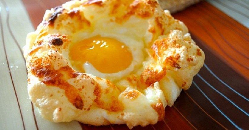 Яйца «Орсини» в микроволновке