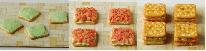 закусочные пирожные фото
