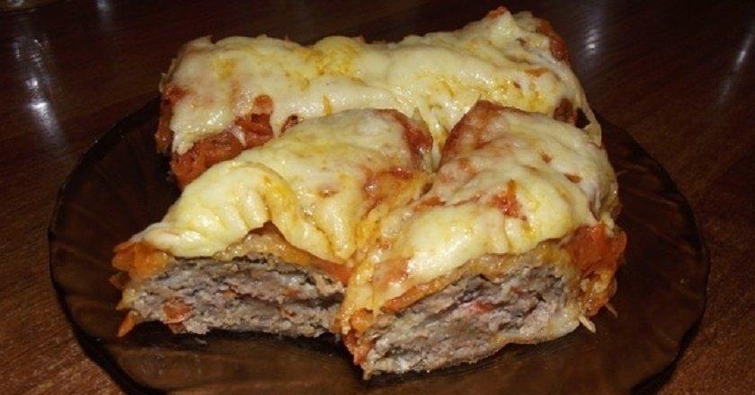 Рецепты мясного рулета в лаваше