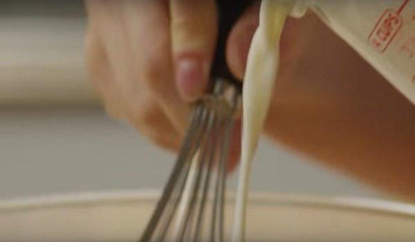 заварной пирог