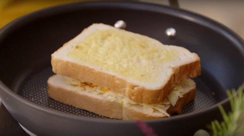 горячие бутерброды бутерброды