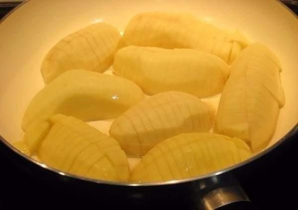 как почистить картофель