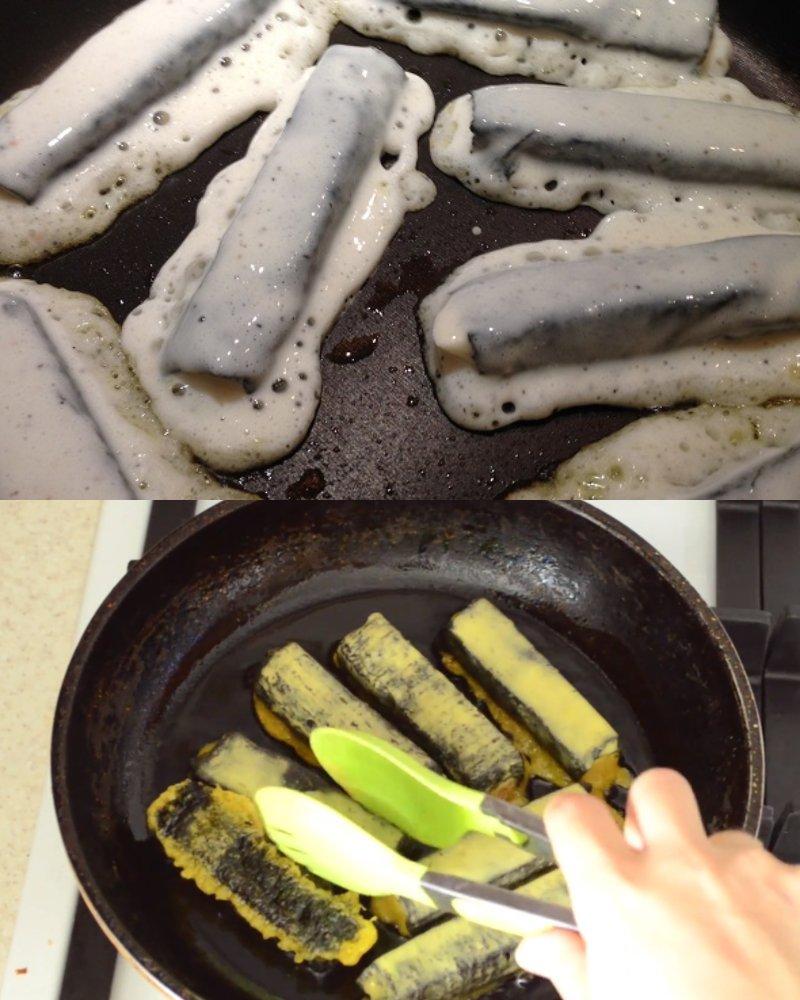 вегетарианская закуска из тофу