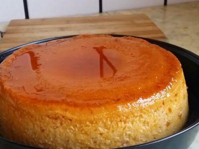 Желейный торт с апельсинами