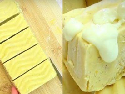 «Золотое» мороженое